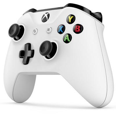 Xbox One Wireless Controller White Xbox Controller Xbox One Controller Xbox Wireless Controller