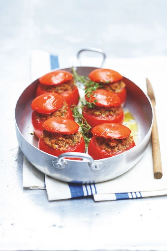 4 tomates farcies surgel s les plats cuisin s cordon for Plats cuisines picard