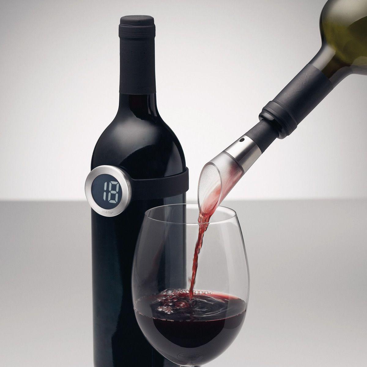 Menu Vignon Tap/ón para botellas de vino