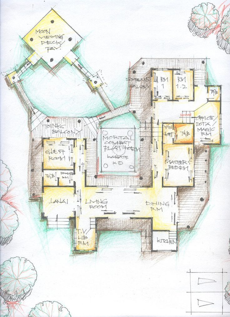 japanese House floor Plans my japanese house floor plan by irving