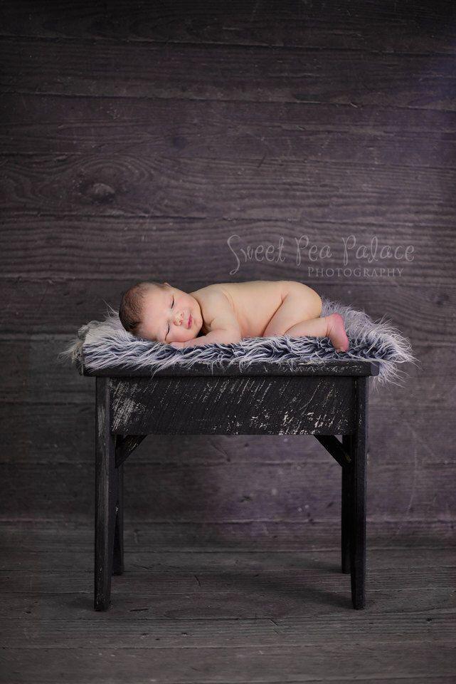 Instant Download Newborn Baby Photography Prop Digital Backdrop for Photographers Primitive Bench #backdropsforphotographs