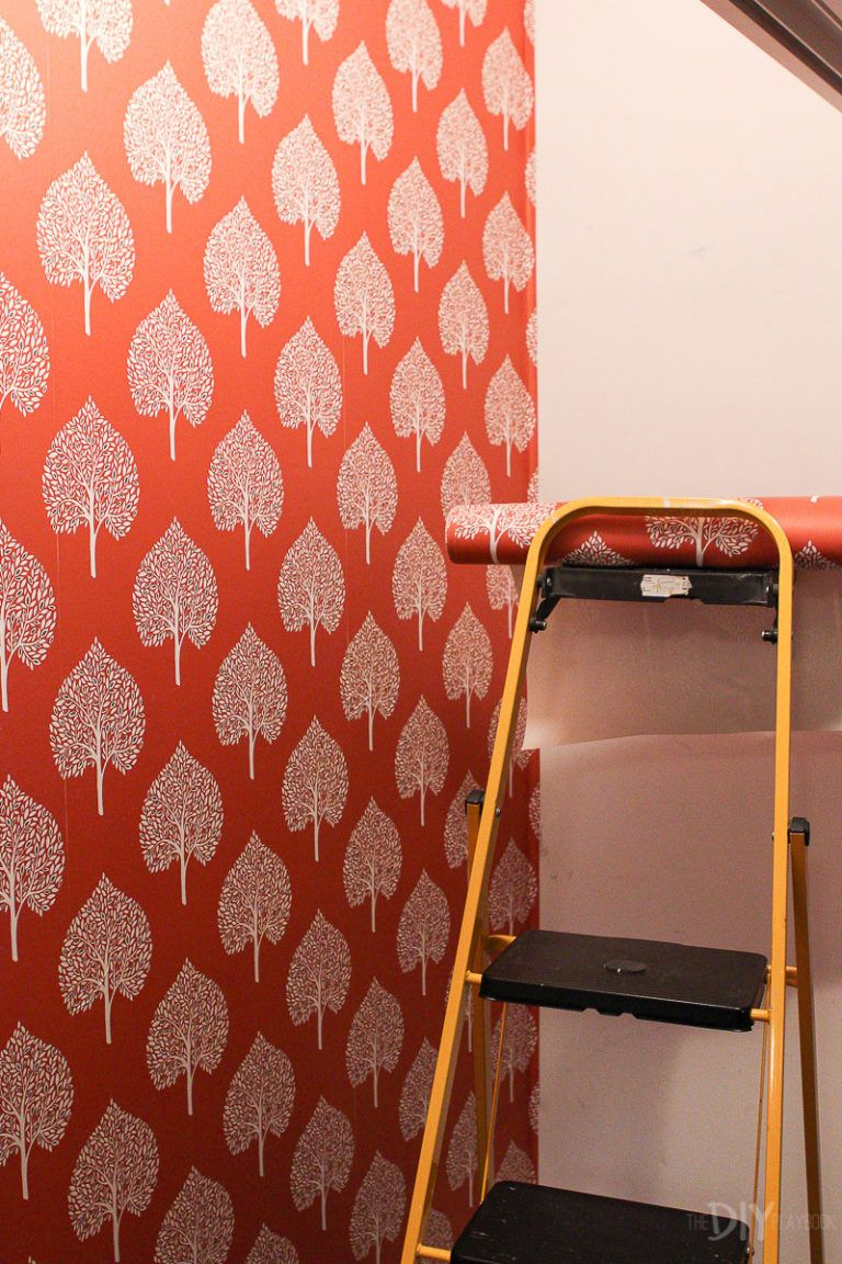 Tips To Install Peel And Stick Wallpaper Diy Playbook Peel And Stick Wallpaper Diy Wallpaper Diy Playbook