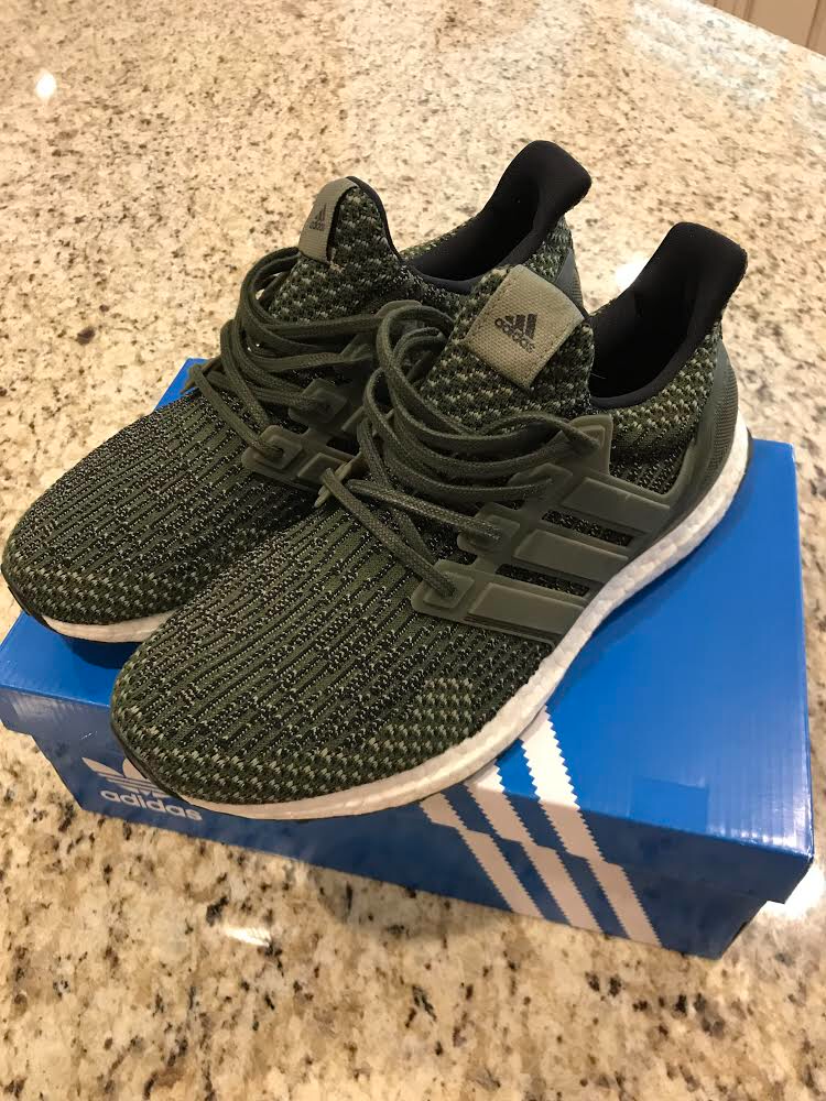 more photos 27727 9c85e Details about Adidas Ultra Boost LTD 3.0 Trace Cargo Olive ...