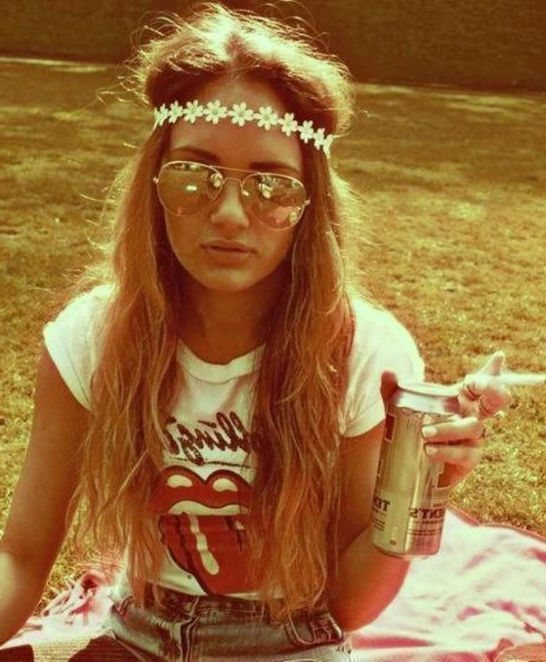 hipster hairstyles girls long - Identifying and Analyzing Comely ...
