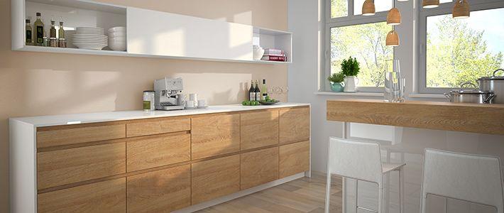 cocina minimalista Decoración del hogar Pinterest Cocina - cocinas pequeas minimalistas
