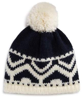 3a285a86a0e Bloomingdale s The Men s Store at The Men s Store Fair Isle Pom-Pom Hat -  100% Exclusive