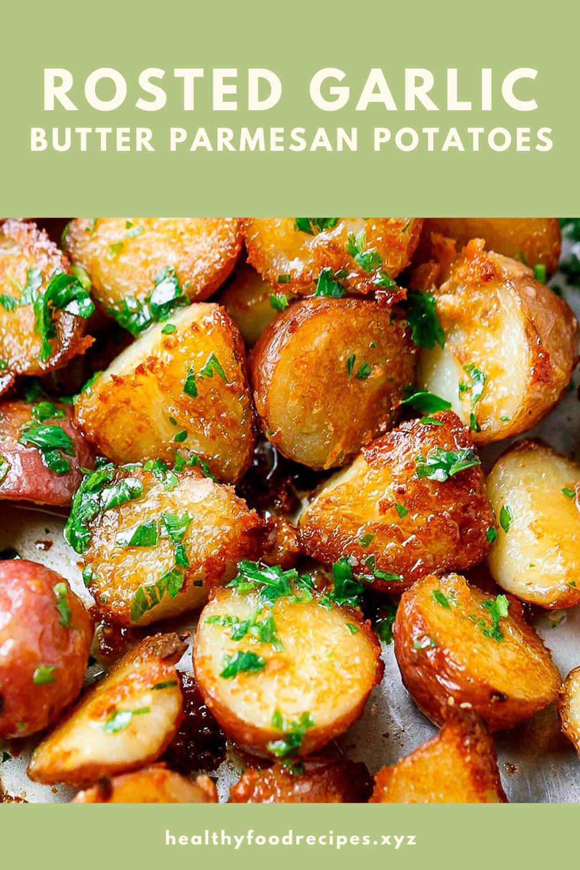 Roasted Garlic And Parmesan Mashed Potatoes Potato Dishes Recipes Healthy Homemade Recipes Healthy Potato Recipes
