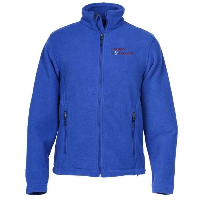 This imprinted fleece jacket changes everything! | 4imprint ...