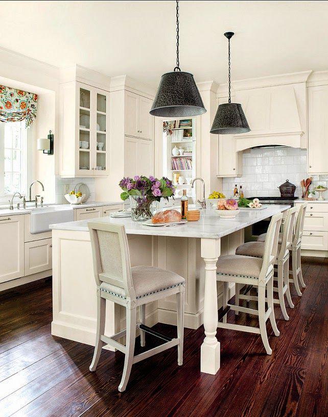 Jurnal de design interior - Amenajări interioare : Bucătărie albă ...