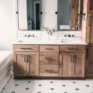 Vintage Pivot Wall Mirror Pottery Barn Bathroom Renovation Designs Bathroom Makeover Bathroom Design