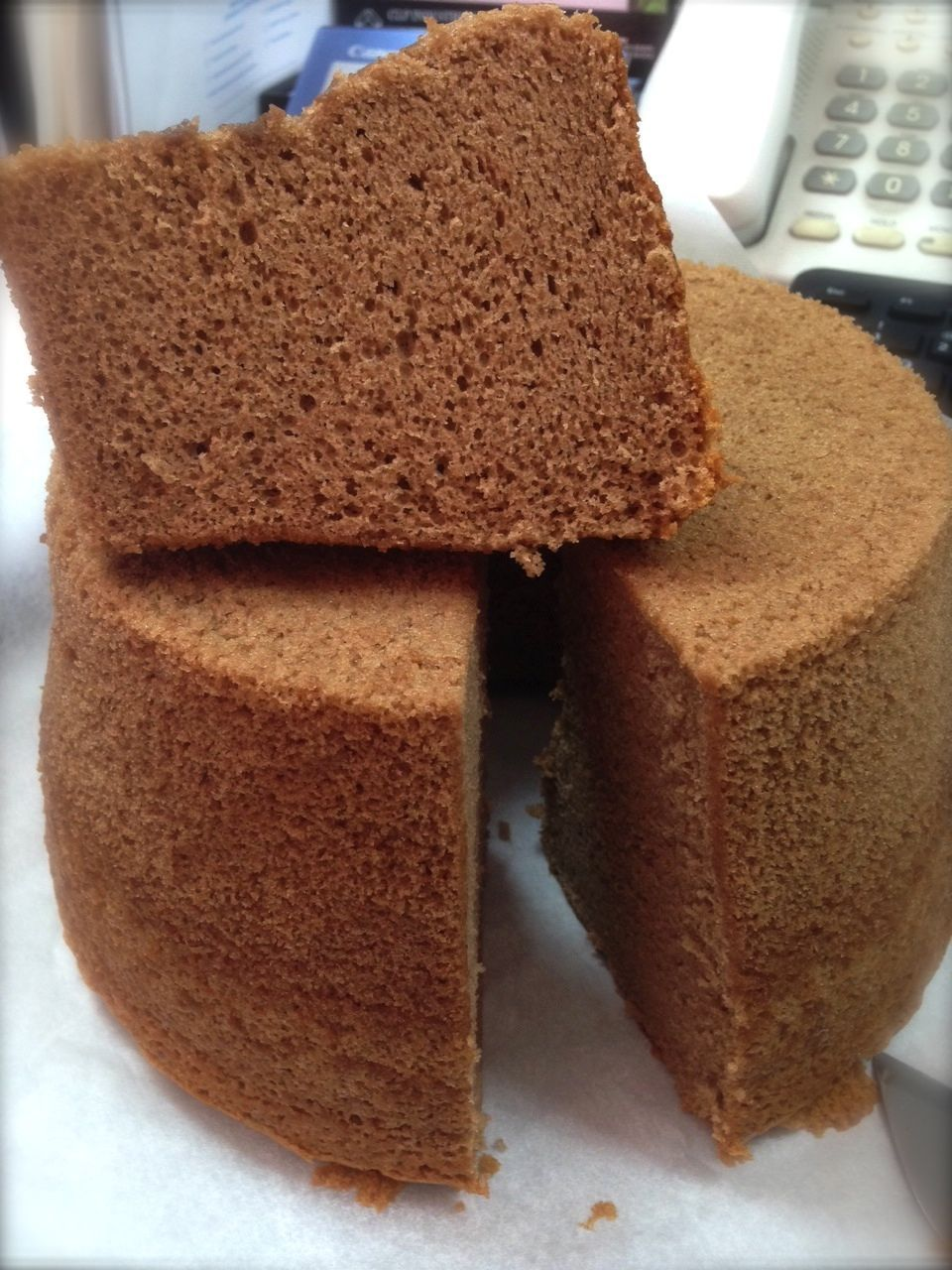 Chocolate Chiffon Cake Chocolate Chiffon Cake Chiffon