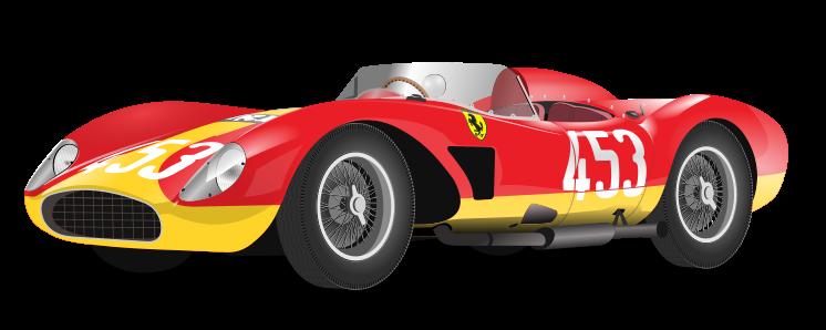 Race Car Images Clip Art Clipartix Racing Car Images Racing Car