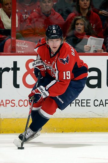 Nicklas Backstrom #19 Washington Capitals