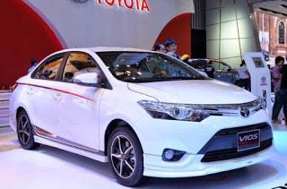 Giá lăn bánh Toyota Vios 2017 -2018 Hà Nội và TPHCM
