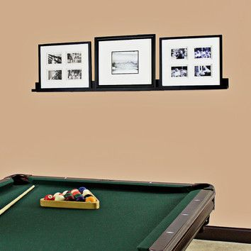 Shop Wayfair for InPlace Shelving Picture Ledge Floating Wall Shelf - Great Deals on all Furniture products with the best selection to choose from!