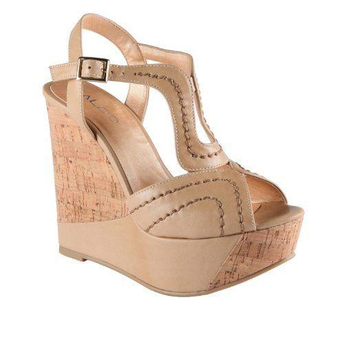 134f00f30437 ALDO Fusilier - Clearance Women Wedge Sandals ALDO