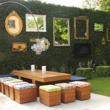 Outdoor Party Design Ideas, Pictures, Remodel and Decor Patio
