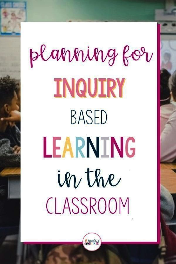 Planning for Inquiry Based Learning is different from traditional unit planning See my tips and tricks to getting ready to begin using inquiry in your classroom  Plannin...
