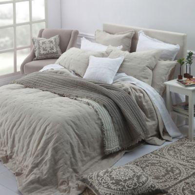 Laundered Linen Comforter Set In 2020 Comforter Sets Linen Comforter Comfortable Bedroom
