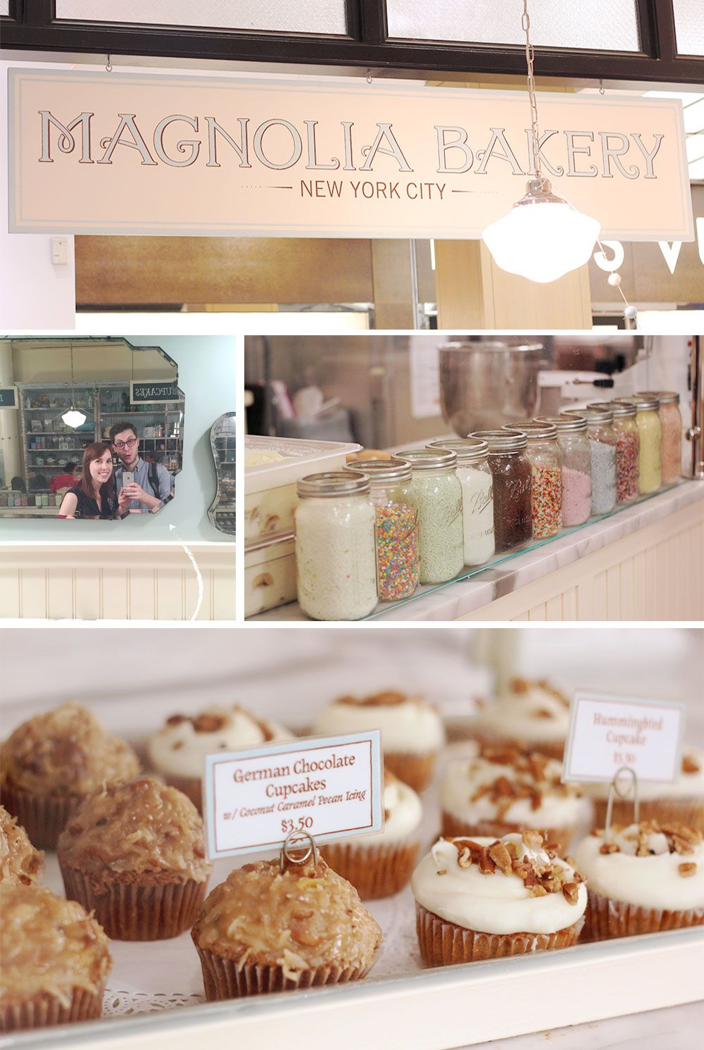 Travel New York Foodspots Saving Bucks Part Iii In 2020 Vegan Bakery Bakery New York Magnolias Bakery