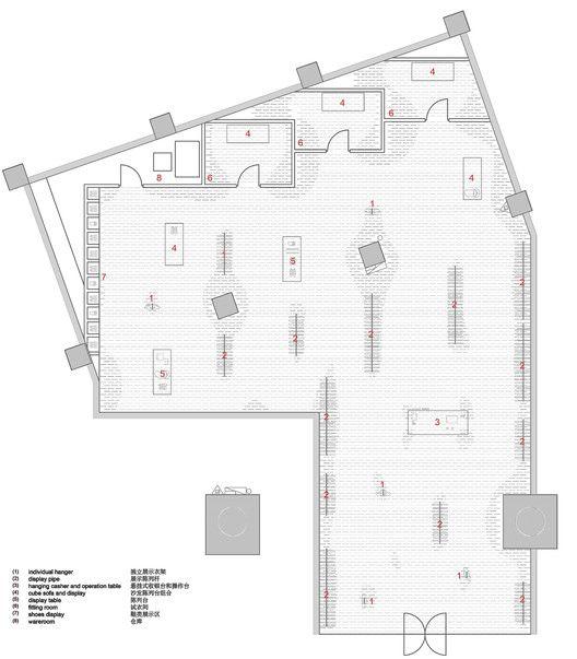 Snd Fashion Store 3gatti Store Plan Fashion Store How To Plan