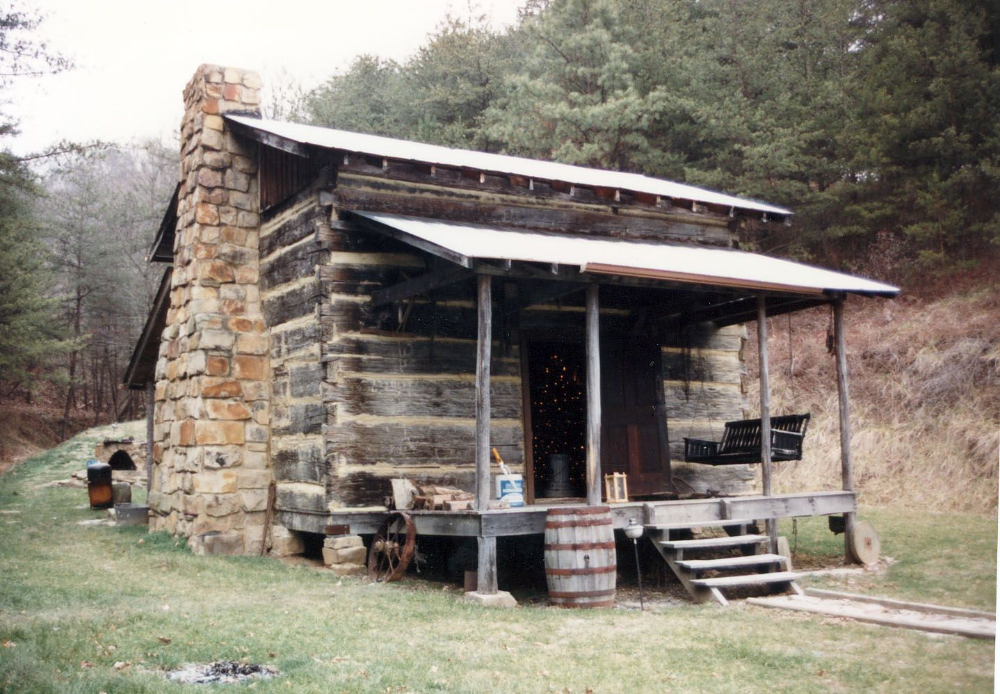 watch cabins appalachian youtube in ky log