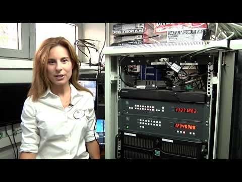 Kramer Electronics Case Study - Israel 2014 - YouTube