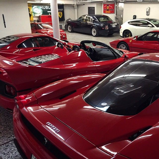 """Go home, Rolls, you're drunk.  #FerrariFridays #FerrariStable  courtesy of @Davidlee_Hingwalee"" Photo taken by @thebillionairesclub on Instagram, pinned via the InstaPin iOS App! http://www.instapinapp.com (03/20/2015)"