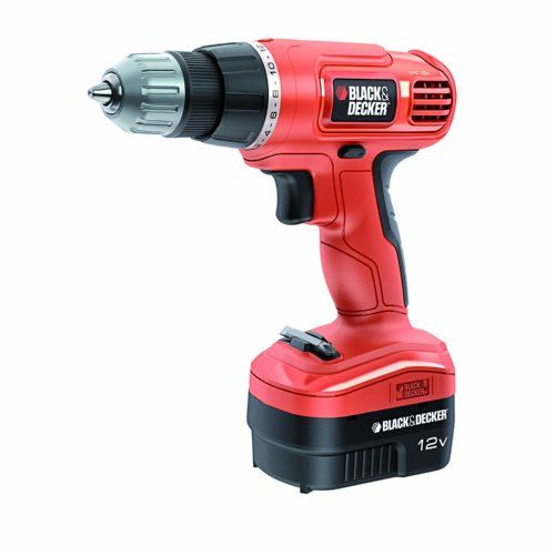 From 28.99 Blackdecker Epc12ca 12 V Nicd Cordless Drill Driver ...