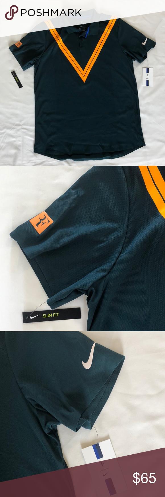 Nike Court Advantage Tennis Polo Roger Federer Nike Shirts Roger Federer Nike