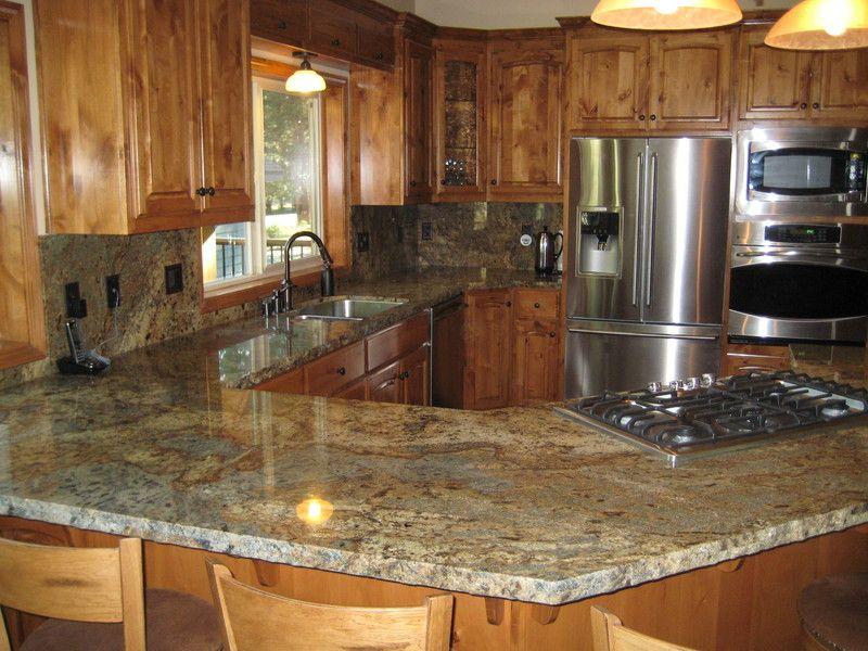 Moroccan Cliff Granite Kitchen Countertops Gallery   Yahoo Search Results