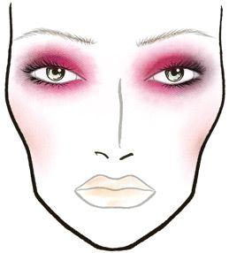 MAC Face Chart #sephora #colorwash #sephoracolorwash ...