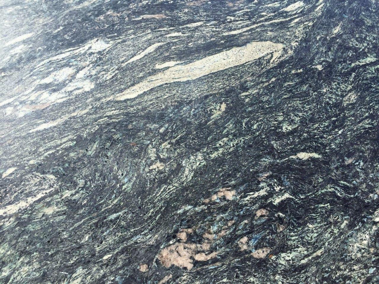 Granite Countertops Cosmic Blue Leathered Sublime Custom Stone Granite Remodel Stone San Antonio Texa Granite Countertops Granite Custom Stone