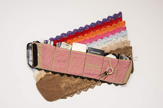 Pin By Viksa Store On Girly Go Garter Women S Lace Pocket Garter Lace Pocket Black Intimates Women Lace