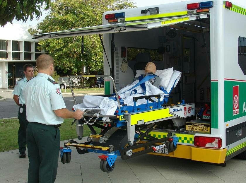 Bariatric ambulance australia emergency vehicles