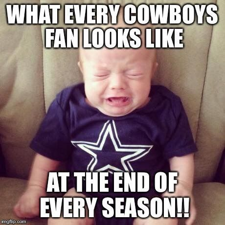 29 Dallas Cowboys Memes For People Who Enjoy Drinking Their Tears