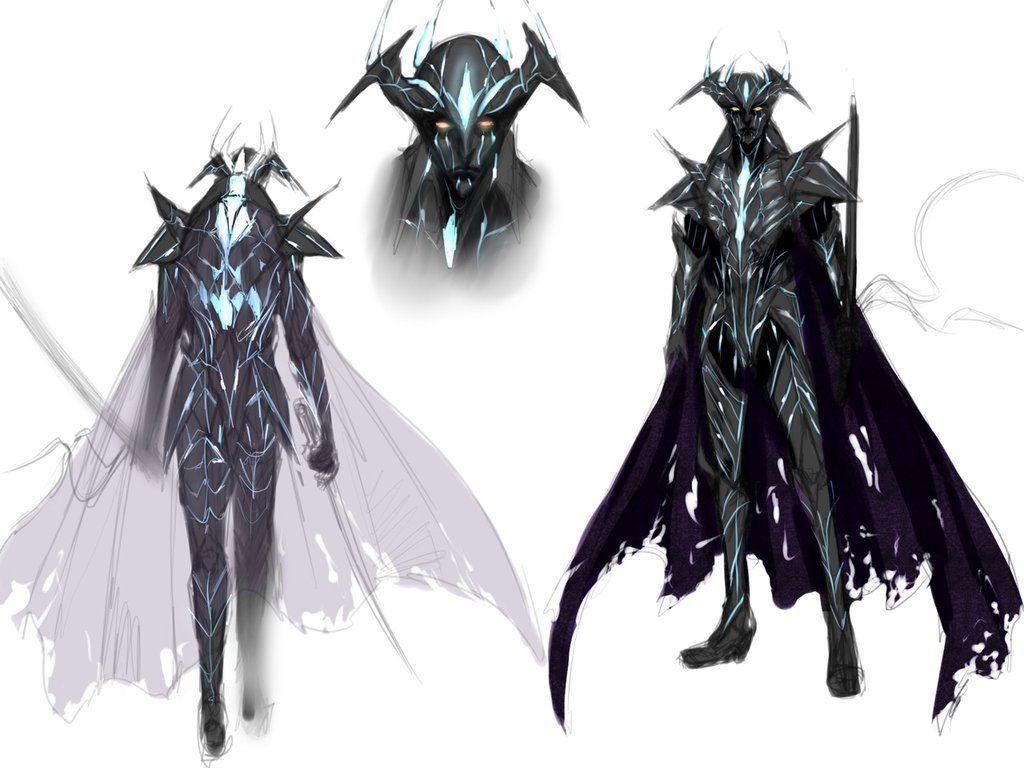 DmC Vergil Devil Trigger by Superheroforever21