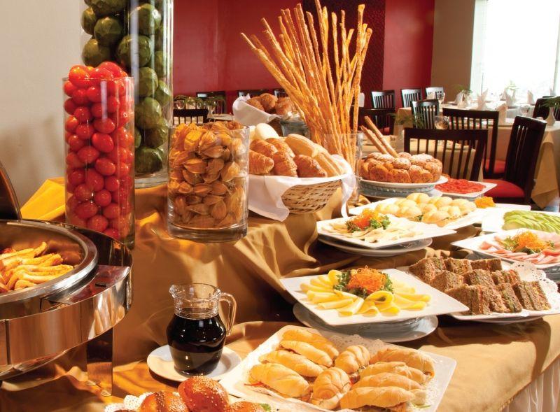 Recetas desayunos hotel