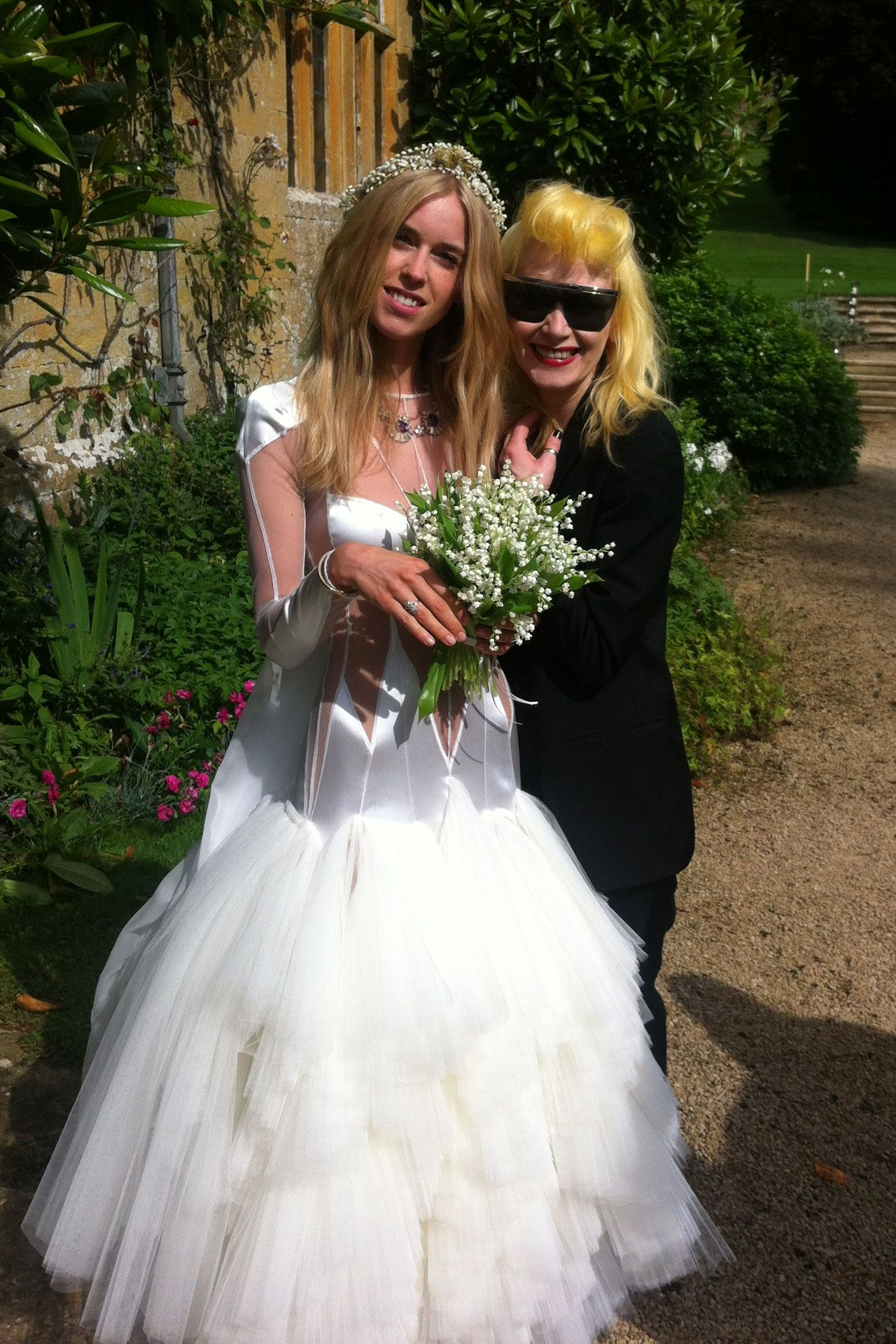 Pam Hogg On Designing Lady Mary\'s Wedding Dress: EXCLUSIVE | to have ...