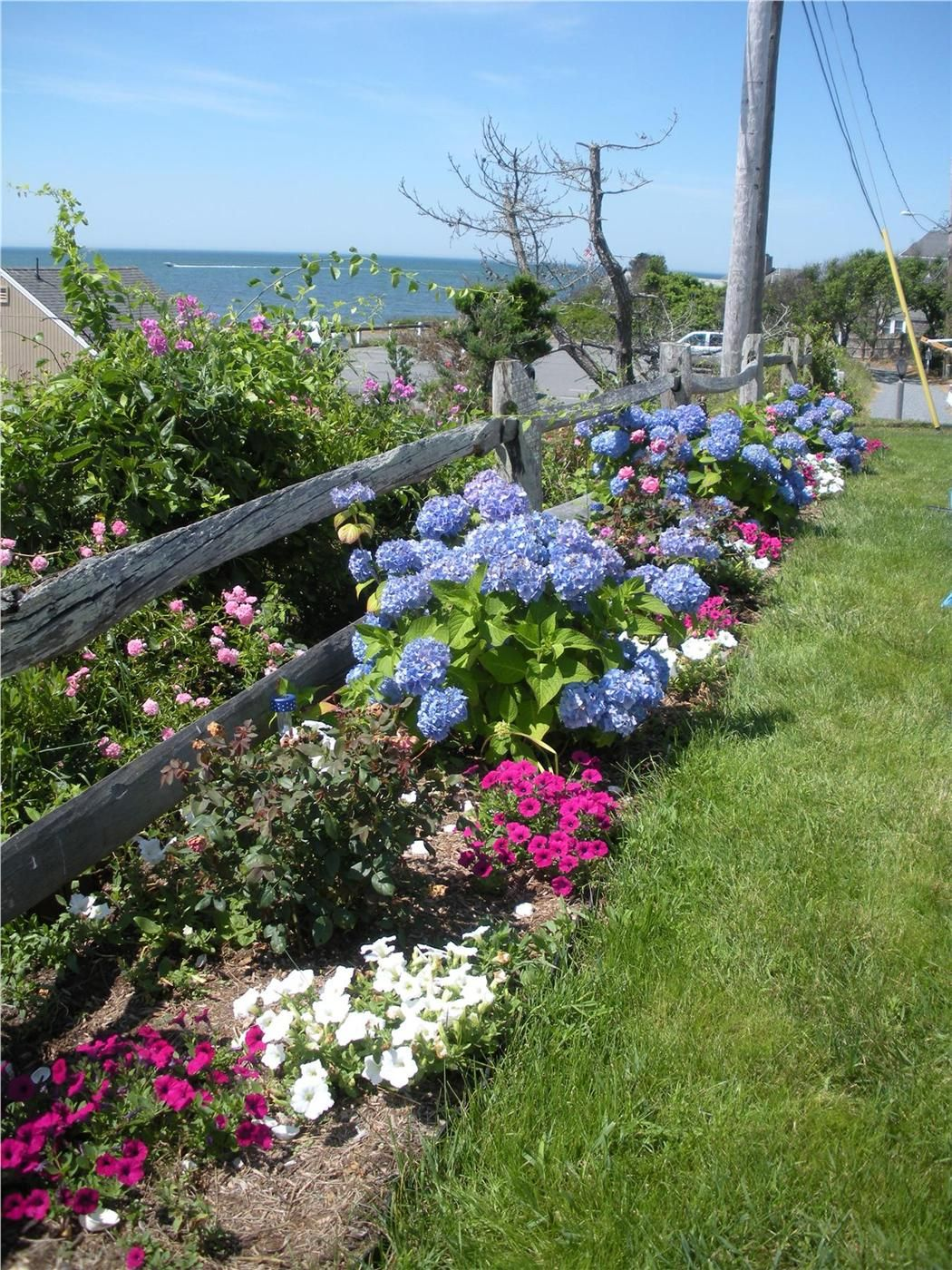 125 feet to Sea Street Beach, Dennis, Cape Cod | Coastal Gardens ...