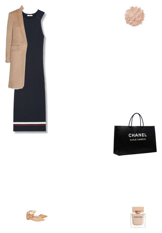 """""""Grace"""" by zoechengrace on Polyvore featuring MANGO, rag & bone, Gianvito Rossi, Narciso Rodriguez and La Mer"""