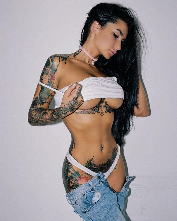 Tattoo models weiblich
