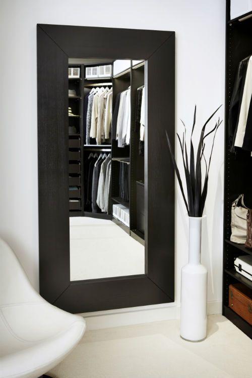 mongstad mirror black brown pinterest begehbarer schrank inneneinrichtung und schr nkchen. Black Bedroom Furniture Sets. Home Design Ideas