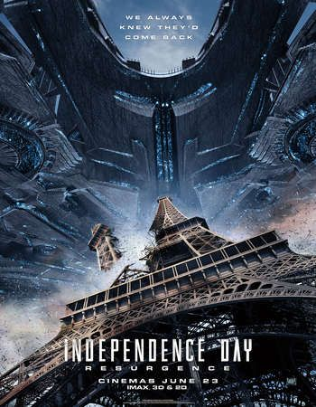 Independence Day Resurgence 2016 Movie Free Download