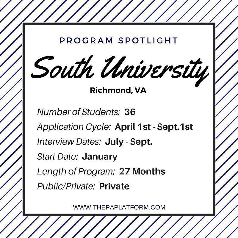 program spotlight on  southuniversity in richmond va
