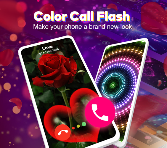 Color Flash Launcher - Call Screen, Themes - Apps on Google