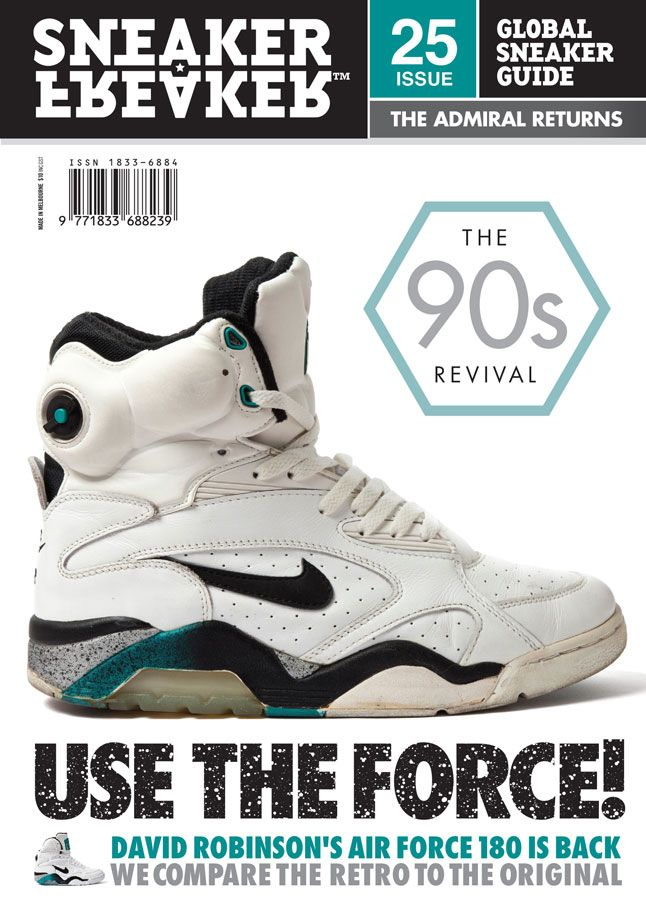 David Robinson s almighty Air Max 180 Pump is about to rebound in the form  of the Air Max 180 High. 07fdd7f1ffd