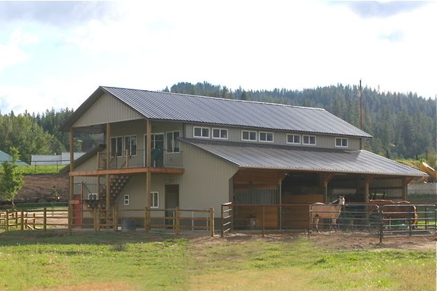 Horse Property, Creek Frontage, Seperate Living Quarters