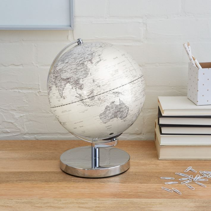 Gentlemens Hardware Light Up Globe
