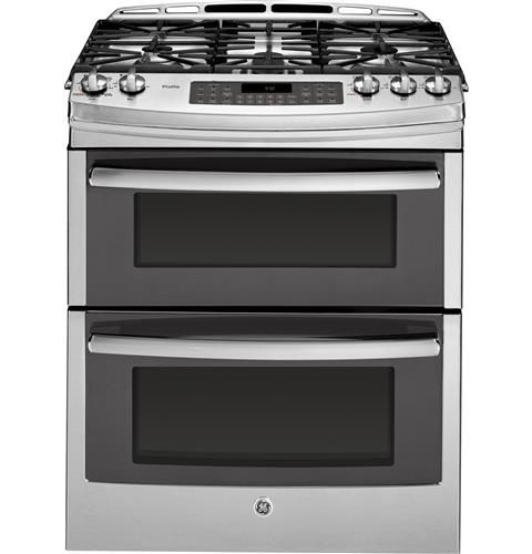 Product Image With Images Gas Range Double Oven Double Oven Range Double Oven